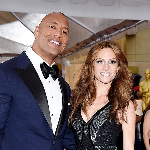 The Rock Just Posted the SWEETEST Creative Fall Pregnancy Announcement