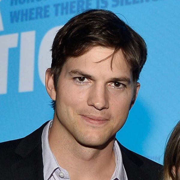 Ashton Kutcher's First Pic of Baby Wyatt Is Adorable AND Meaningful