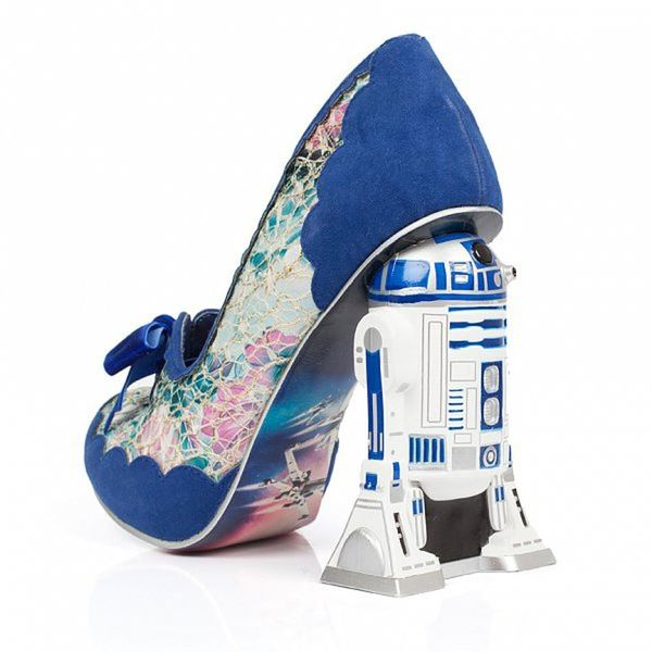 Star Wars Fans Will Go Nuts for These Geektastic Heels