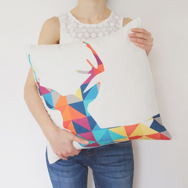 13 Throw Pillows to Instantly Update Your Decor for Fall