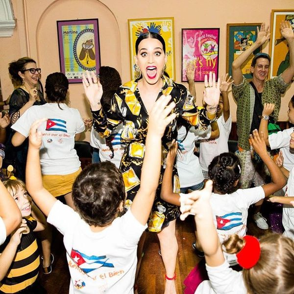 How to Vacation like… Katy Perry in Cuba