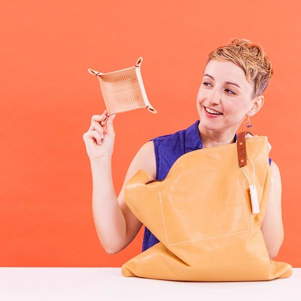 Learn to Make Leather Goods for Under $20