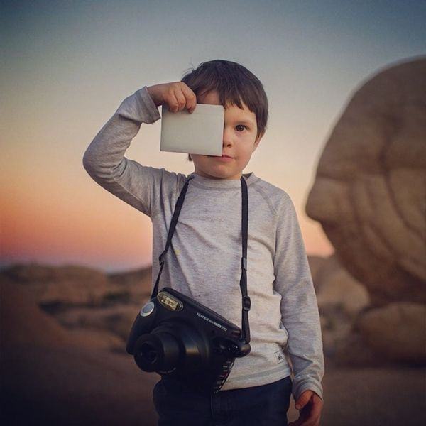 Meet the 4-Year-Old Who Is a Better Photographer Than You