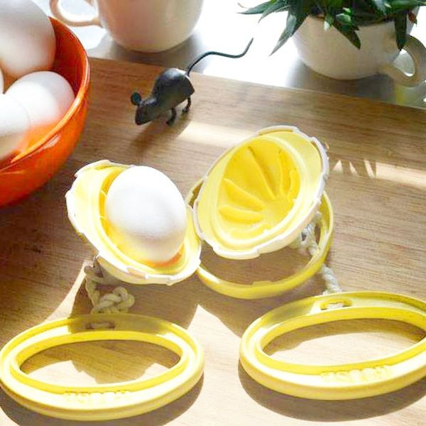 This Is the Craziest Way to Cook Your Eggs