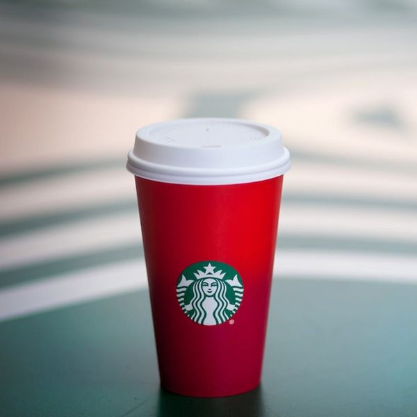 Starbucks Just Added a Delicious New Holiday Drink You've Never Had Before