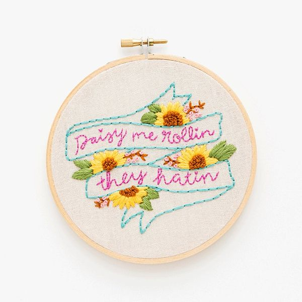 Learn How to Make Punny Embroidery With Our Online Class