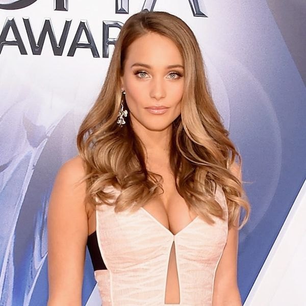 5 Ways Even Non-Traditional Brides Can Copy Hannah Davis' Gorgeous Engagement Ring Style
