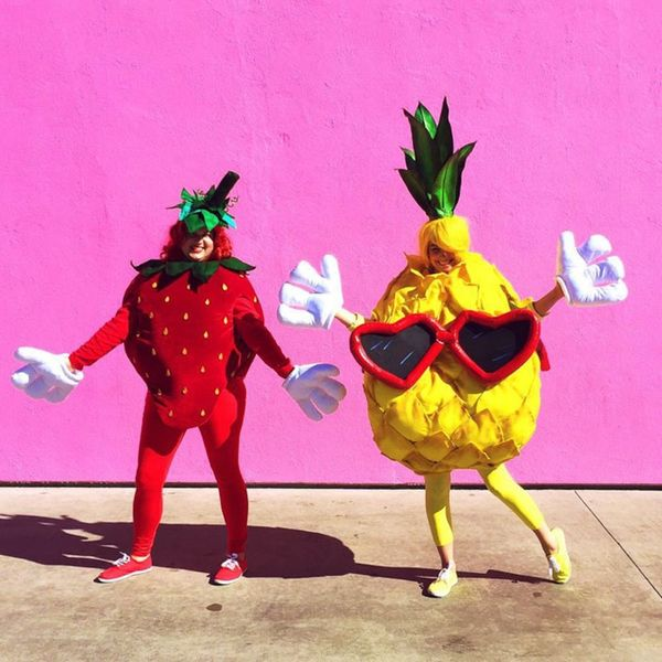 And the Winners of the 2015 Halloween Costume Contest Are…