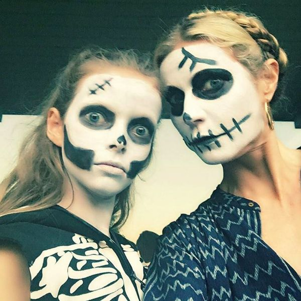 16 Celebs Who Proved Amazing Halloween Makeup Can Make Your Costume