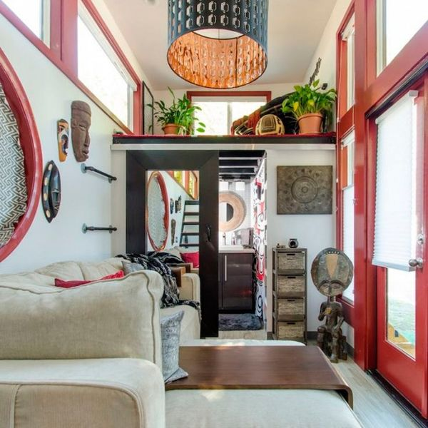 12 Tiny Homes That Prove Small Spaces Are More Glam Than Ever