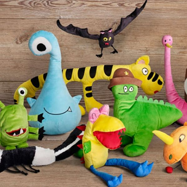 IKEA Turned Kids' Drawing Into Toys and the Results Are Amazing