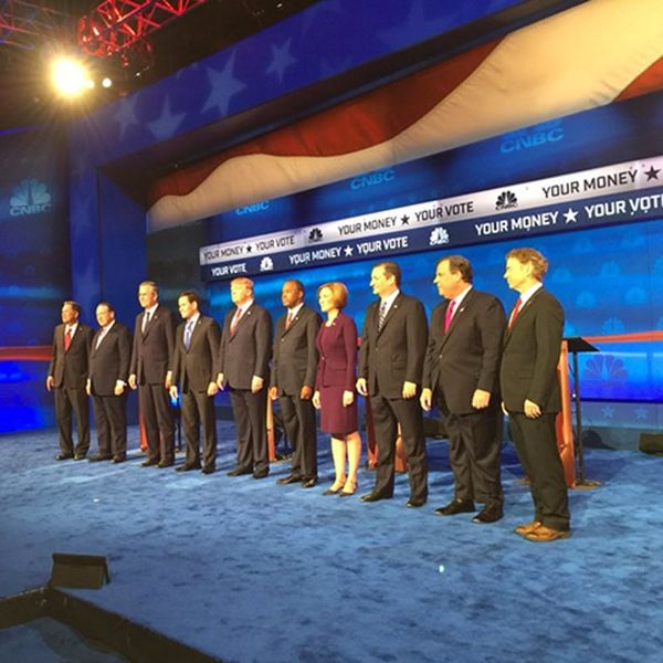 The Funniest Tweets from Tonight's #GOPDebate