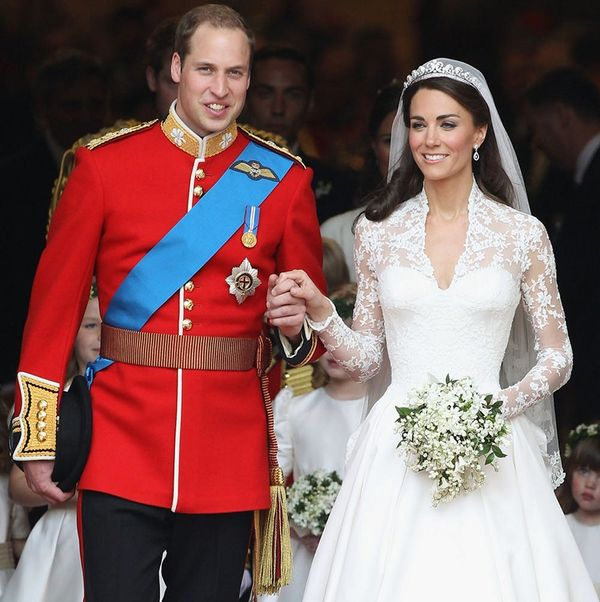 Here's How You Can Copy Will + Kate's Royal Wedding Menu