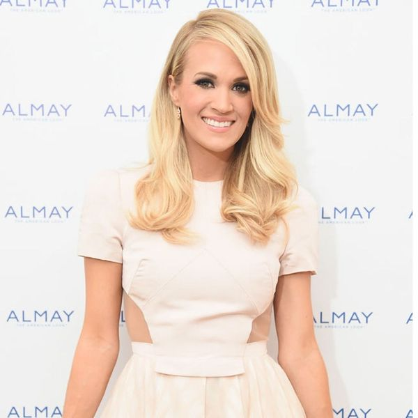 What Carrie Underwood Has to Say About Her Body Post-Pregnancy Will Inspire You