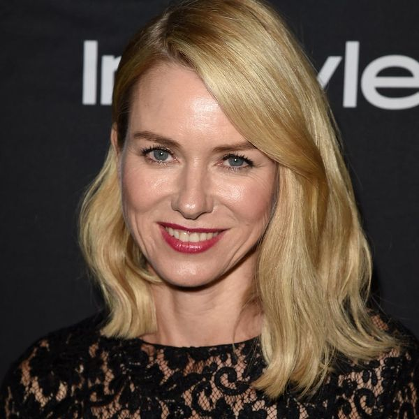 Naomi Watts' New Haircut Is the Perfect Way to Update Your Lob