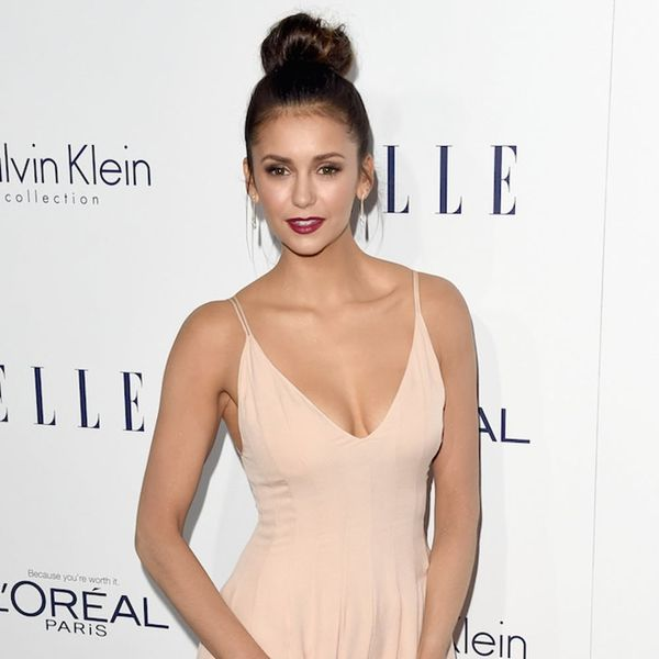 Nina Dobrev's Group Halloween Costume Is a Genius Throwback to All Our Teenybopper Days