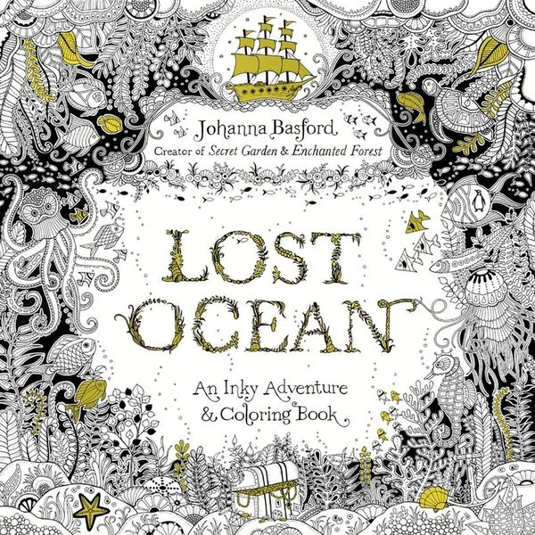 OMG: The Most Popular Coloring Book Illustrator in the World Has a New Book