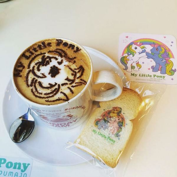 WTF: There's Now a My Little Pony Cafe