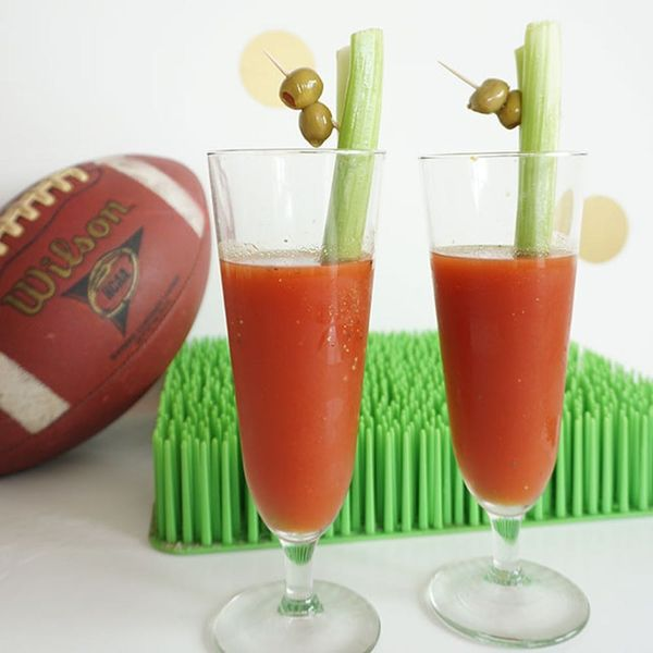 Score! 3 Cocktail Recipes Perfect for Football Season