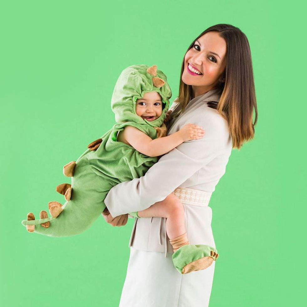 22 DIY Mommy + Me Halloween Costumes