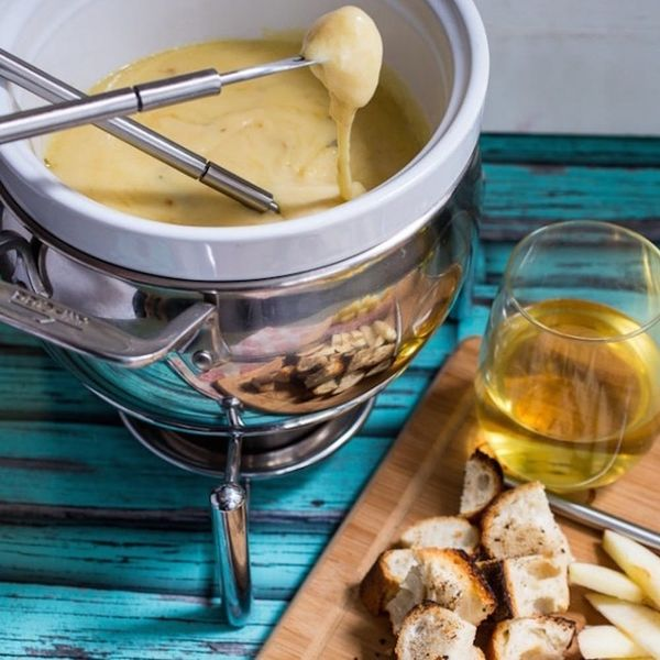 19 Fondue Recipes for Hot Date Nights