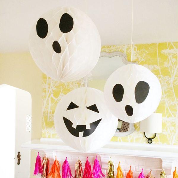 20 Last-Minute Halloween Decor Ideas