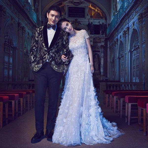 This Couple's Wedding Was More Expensive Than Kim and Kanye's