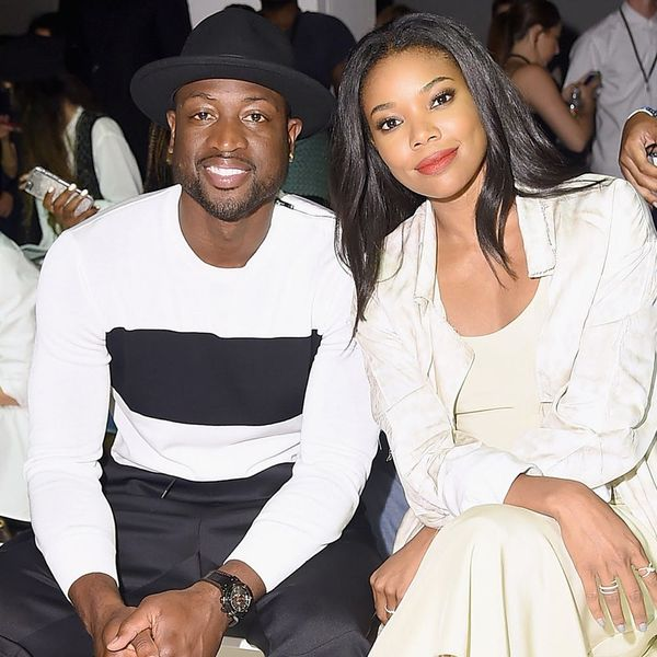 Forget the First Kiss — Gabrielle Union Just Introduced Us to Our Favorite New Wedding Trend