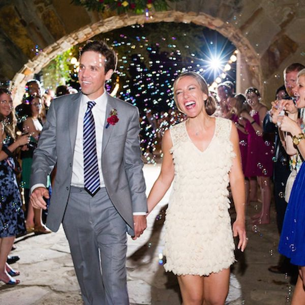 We Can't Stop Smiling Over This Colorful DIY Wedding in Texas