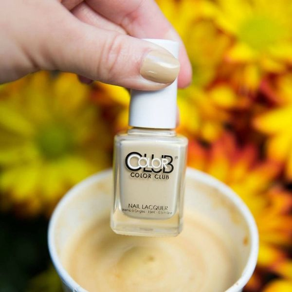 PSL-Scented Nail Polish Is Actually a Thing