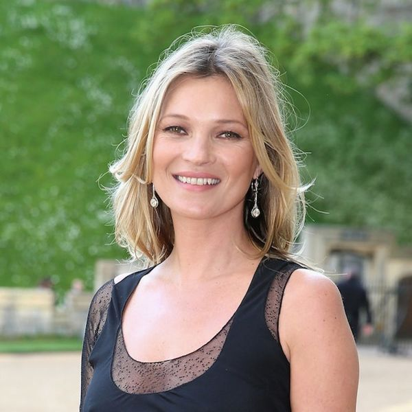 Kate Moss Decorated a House and It's As Glam as You'd Expect