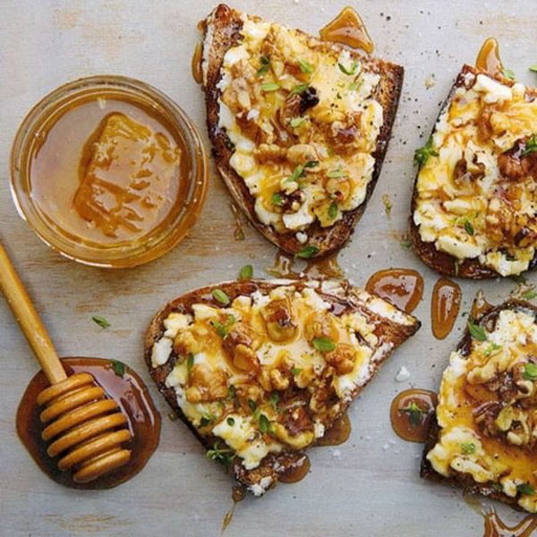 16 Tasty Toast Toppings for an Easy Breakfast Upgrade