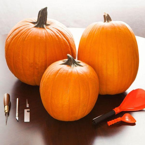 14 #Genius Last-Minute Pumpkin Carving Hacks