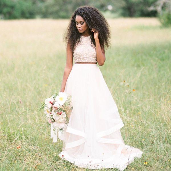 15 Gorgeous Bridal Separates Modern Brides Will Love