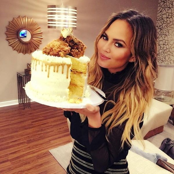 These Are the Pregnancy Foods Chrissy Teigen Is Craving RN