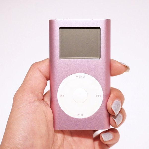 #TBT: This Is the Most Embarrassing Song on My iPod Mini