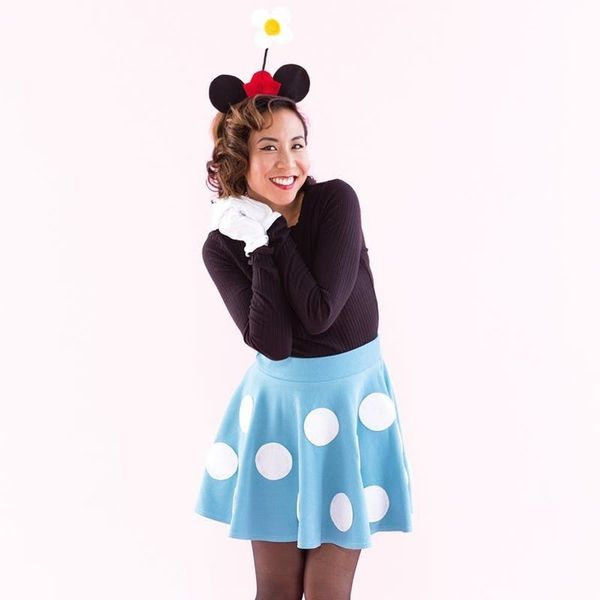 20 Creative Ways to Rock a Minnie Mouse Costume This Halloween