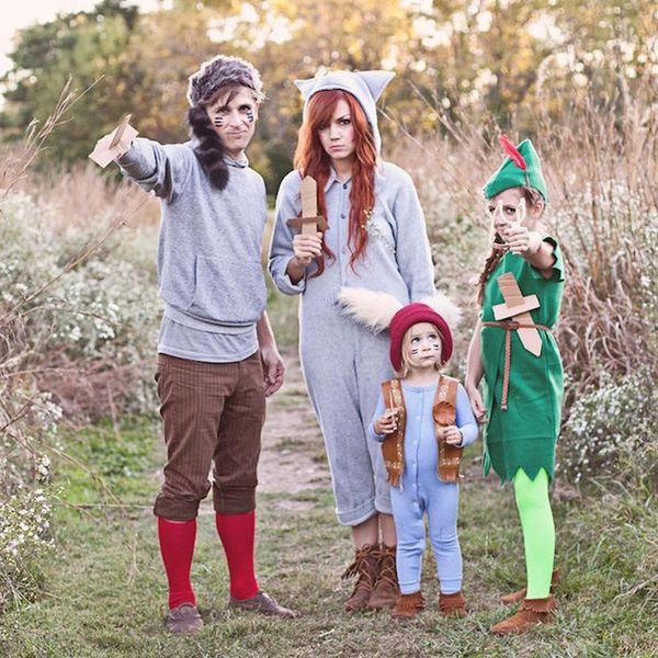 40+ of the Best Family Costumes for Halloween