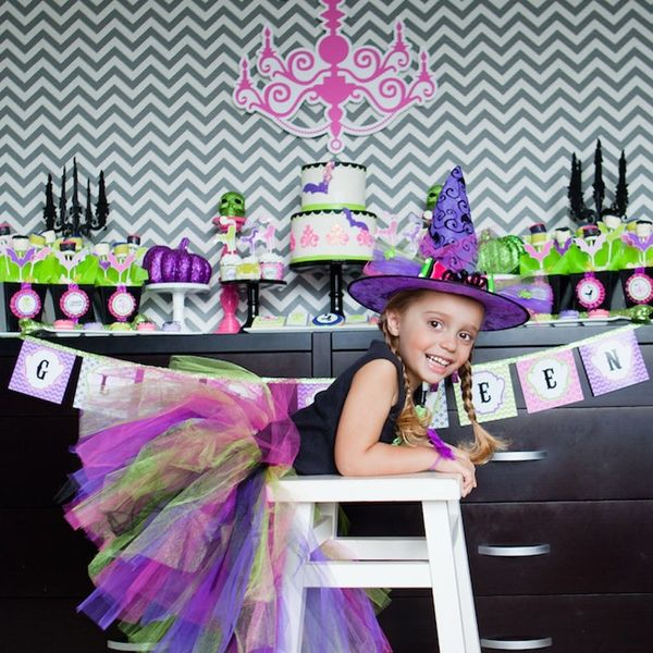13 Cute + Spooky Themes for a Kid's Halloween Party