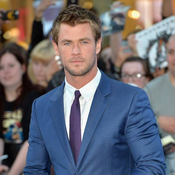 This Hunky Actor Finally Got an Instagram