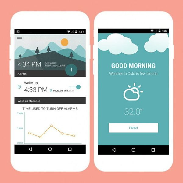 8 Apps to Help You Get Out of Bed