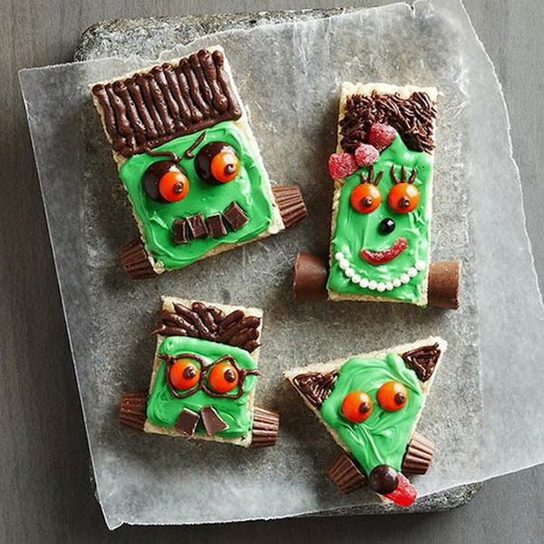 15 Tasty Halloween Treats to Make With Kids