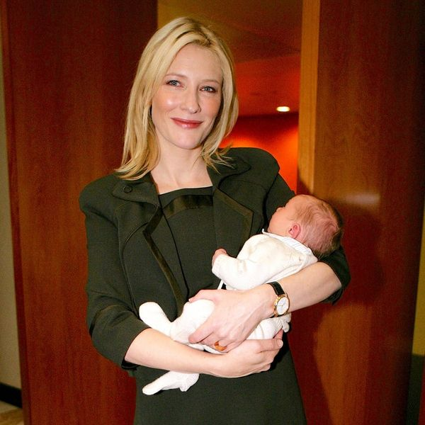 The Hilarious Place Cate Blanchett Found Her Baby Name Proves Inspiration Can Strike ANYWHERE