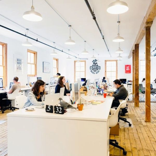 13 Co-Working Offices So Cool You'd Actually Want to Work at Them