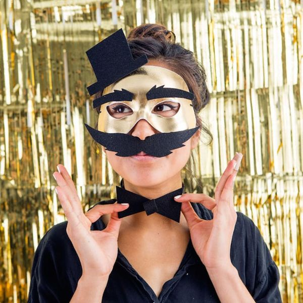 20 Easy Halloween Masks You Can Totally DIY
