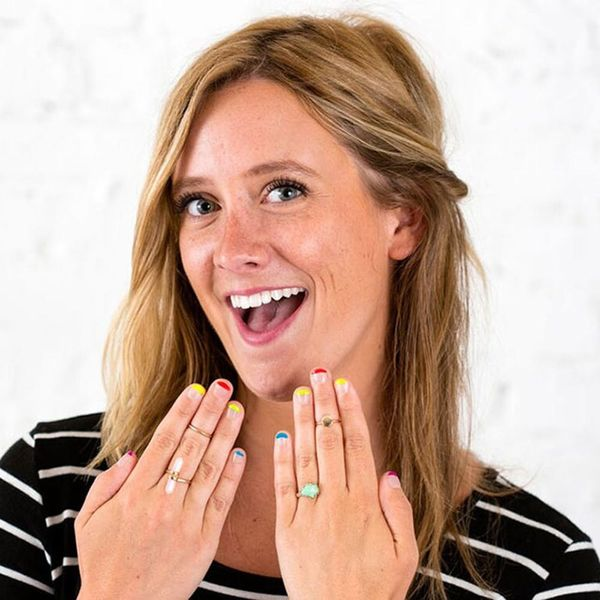 This Is the #1 Nail Polish According to the Internet