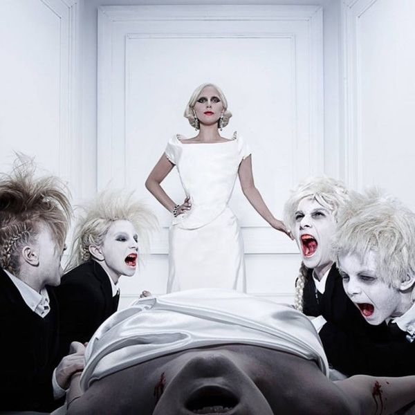 How to Throw an American Horror Story: Hotel Premiere Party Lady Gaga Would Attend