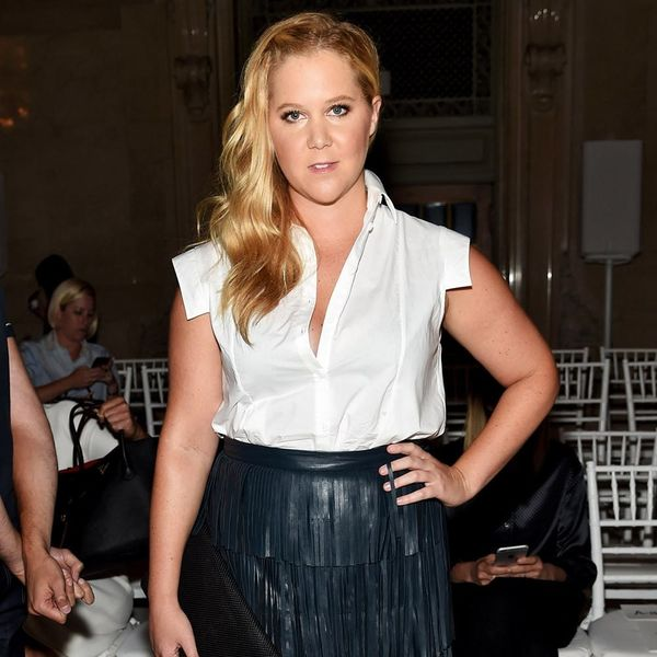 Amy Schumer Has Tips for You on How to Negotiate a Raise