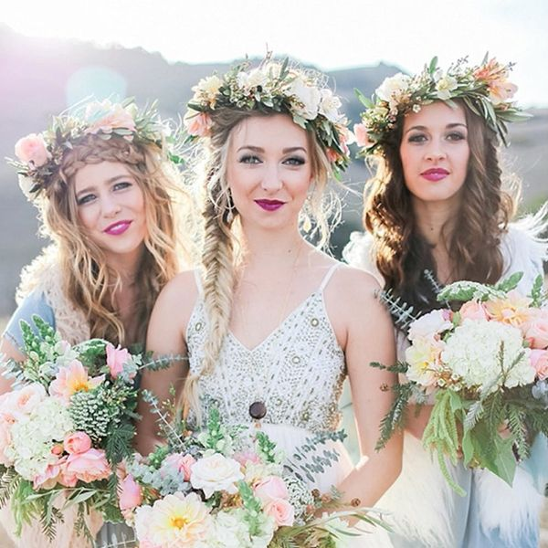 30 Pieces of Swoon-Worthy Inspiration for the Bohemian Bride