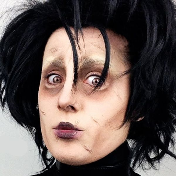 15 Halloween Makeup Tutorials Inspired by Your Fave Dudes